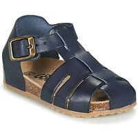 Sapatos Rapaz Sandálias GBB FREDERICO Marinho