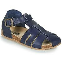 Sapatos Rapaz Sandálias GBB FREDERICO Azul