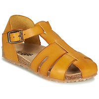 Sapatos Rapaz Sandálias GBB FREDERICO Mostarda