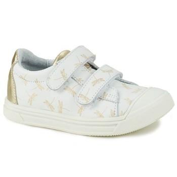 Sapatos Rapariga Sapatilhas GBB NOELLA Branco