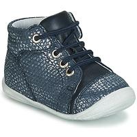 Sapatos Rapariga Sapatilhas de cano-alto GBB OLSA Azul