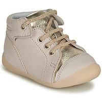 Sapatos Rapariga Sapatilhas de cano-alto GBB OLSA Branco