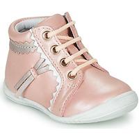 Sapatos Rapariga Sapatilhas de cano-alto GBB ACINTA Rosa