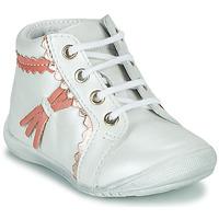 Sapatos Rapariga Botas baixas GBB ACINTA Branco