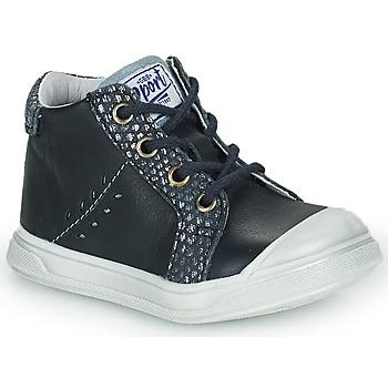 Sapatos Rapariga Sapatilhas de cano-alto GBB AGAPE Azul