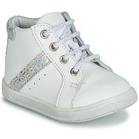 Sapatos Rapariga Sapatilhas de cano-alto GBB AGLAE Branco