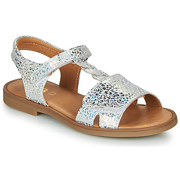 Sapatos Rapariga Sandálias GBB FARENA Prata