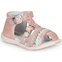 Sapatos Rapariga Sandálias GBB ALIDA Rosa