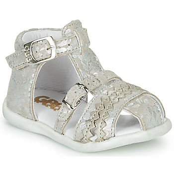 Sapatos Rapariga Sandálias GBB ALIDA Bege