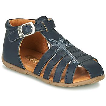 Sapatos Rapariga Sandálias GBB ANAYA Marinho