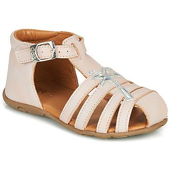 Sapatos Rapariga Sandálias GBB ANAYA Rosa