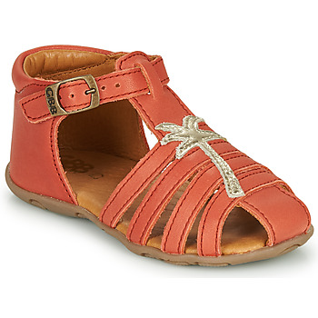 Sapatos Rapariga Sandálias GBB ANAYA Coral