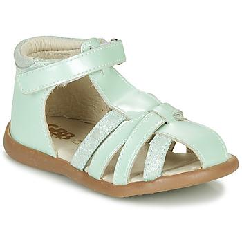 Sapatos Rapariga Sandálias GBB AGRIPINE Verde