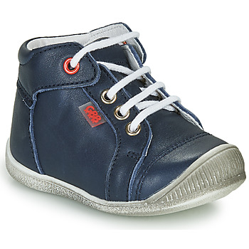 Sapatos Rapaz Sapatilhas de cano-alto GBB PARGA Azul