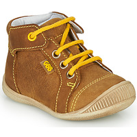 Sapatos Rapaz Sapatilhas de cano-alto GBB PARGA Castanho
