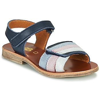 Sapatos Rapariga Sandálias GBB MIMOSA Marinho