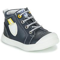 Sapatos Rapaz Sapatilhas de cano-alto GBB GREGOR Marinho