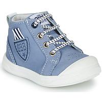 Sapatos Rapaz Sapatilhas de cano-alto GBB GREGOR Azul
