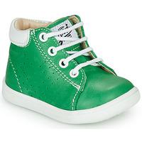 Sapatos Rapaz Sapatilhas de cano-alto GBB FOLLIO Verde