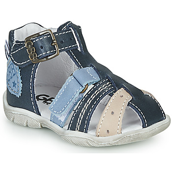 Sapatos Rapaz Sandálias GBB BYZANTE Azul