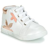 Sapatos Rapariga Sapatilhas de cano-alto GBB ALEXA Branco