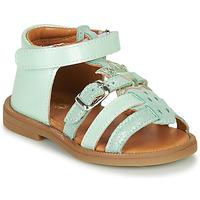 Sapatos Rapariga Sandálias GBB CARETTE Verde