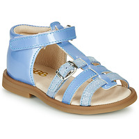 Sapatos Rapariga Sandálias GBB ANTIGA Azul