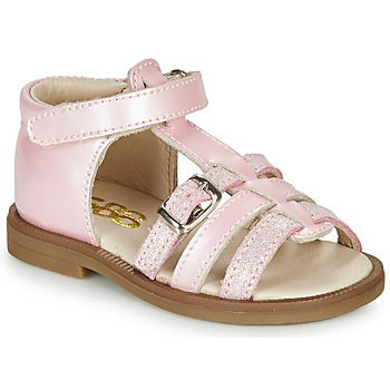 Sapatos Rapariga Sandálias GBB ANTIGA Rosa
