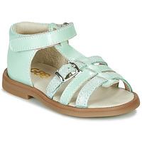 Sapatos Rapariga Sandálias GBB ANTIGA Verde
