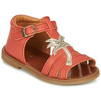 Sapatos Rapariga Sandálias GBB ARAGA Coral