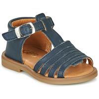 Sapatos Rapariga Sandálias GBB ATECA Azul