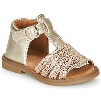 Sapatos Rapariga Sandálias GBB ATECA Ouro