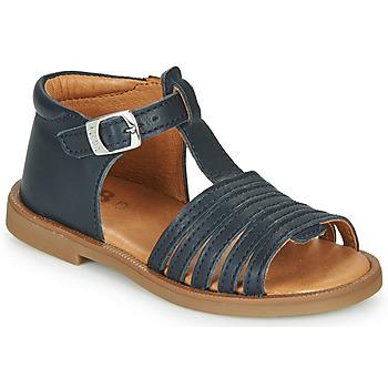 Sapatos Rapariga Sandálias GBB ATECA Marinho