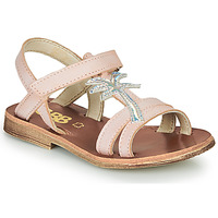 Sapatos Rapariga Sandálias GBB SAPELA Rosa