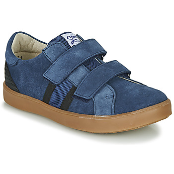 Sapatos Rapaz Sapatilhas GBB AVEDON Azul