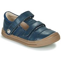 Sapatos Rapaz Sandálias GBB MANUK Azul