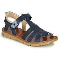 Sapatos Rapaz Sandálias GBB PATHE Marinho