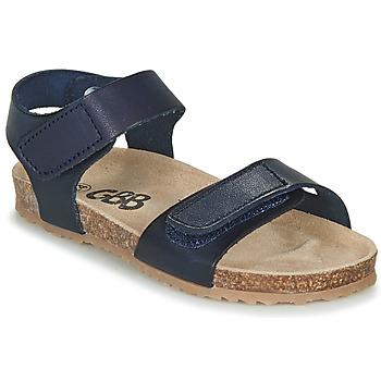 Sapatos Rapaz Sandálias GBB KIPILO Marinho
