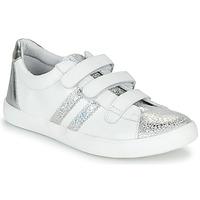 Sapatos Rapariga Sapatilhas GBB MADO Prata