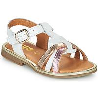 Sapatos Rapariga Sandálias GBB EGEA Branco