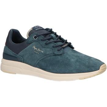 Sapatos Homem Multi-desportos Pepe jeans PMS30516 JAYKER Azul