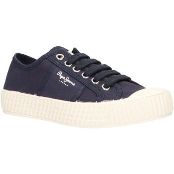 Sapatos Rapaz Multi-desportos Pepe jeans PBS30408 BELIFE Azul