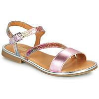 Sapatos Rapariga Sandálias GBB FANA Rosa / Multicolor