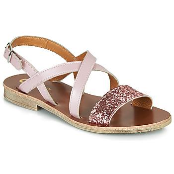 Sapatos Rapariga Sandálias GBB FAVOLA Rosa