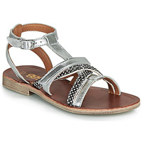 Sapatos Rapariga Sandálias GBB JULIA Prata
