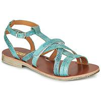 Sapatos Rapariga Sandálias GBB JULIA Azul