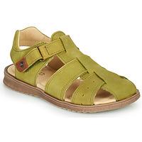 Sapatos Rapaz Sandálias GBB JAMIK Verde
