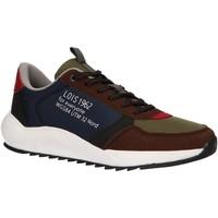 Sapatos Homem Sapatilhas Lois 84884 Azul