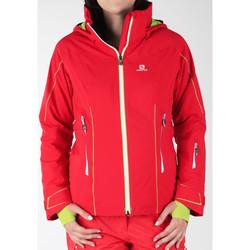 Textil Mulher Corta vento Salomon Whitecliff GTX 374720 red