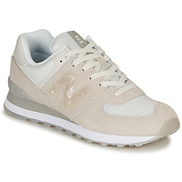 Sapatos Mulher Sapatilhas New Balance WL574WNT Bege